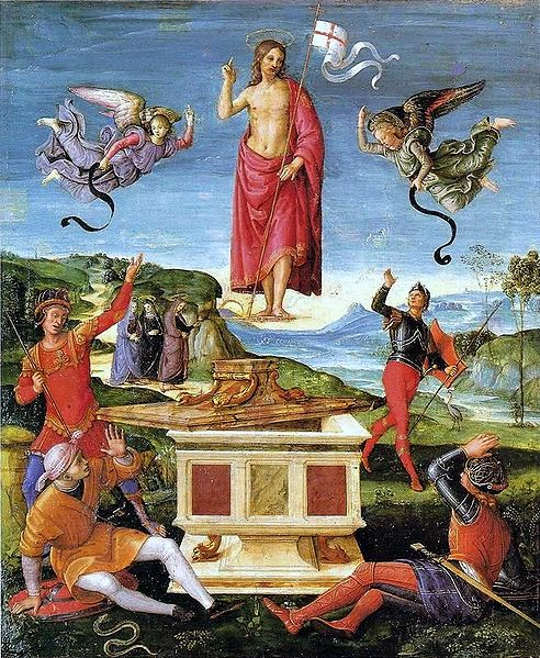 The Resurrection of Christ -- Raphael